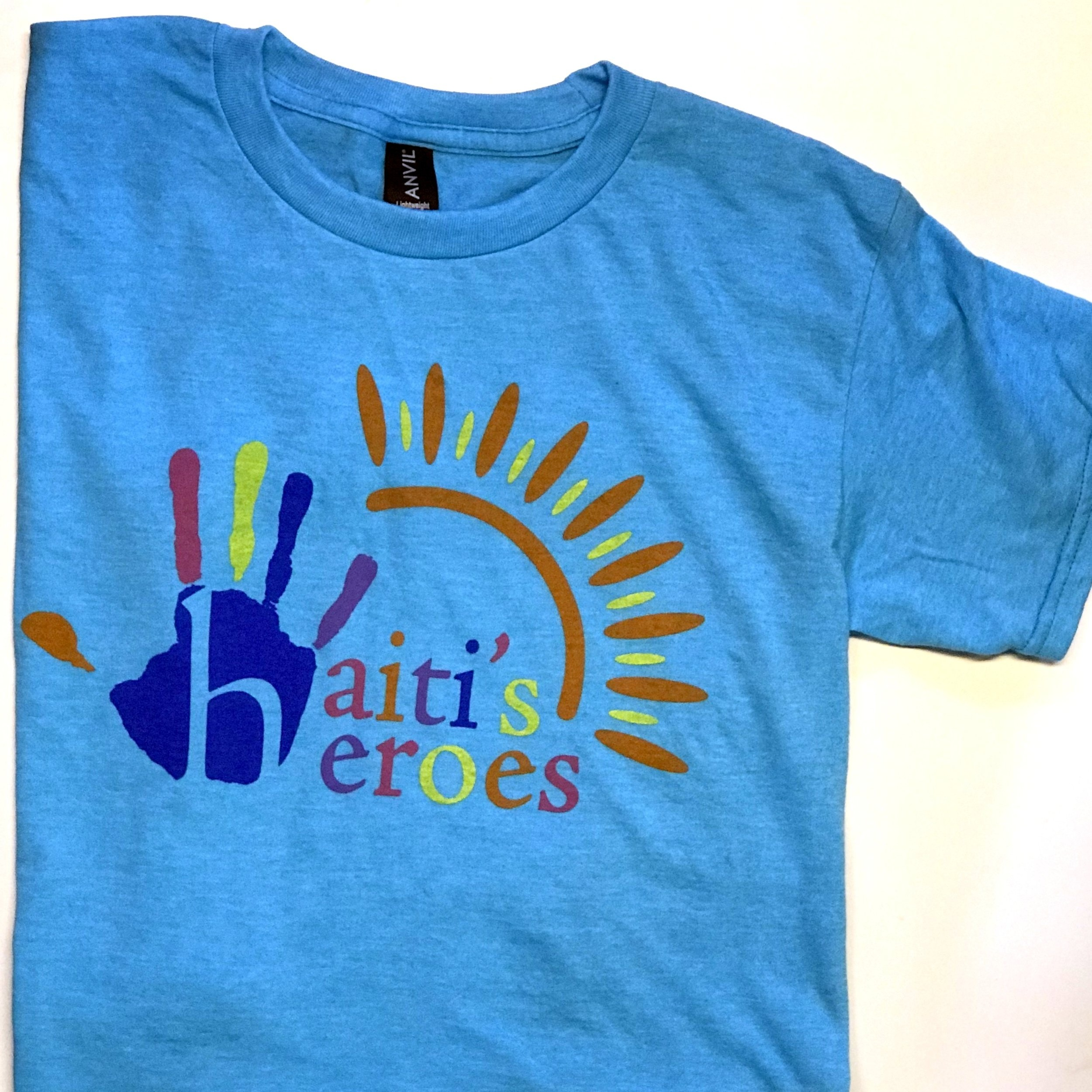 Haiti's Heroes Shirt - Youth sizes available!