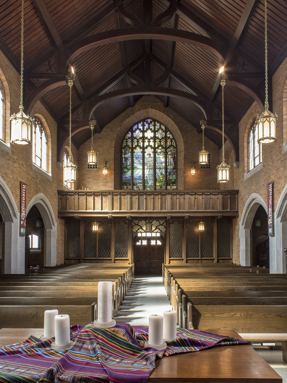 Plymouth Church Milwaukee