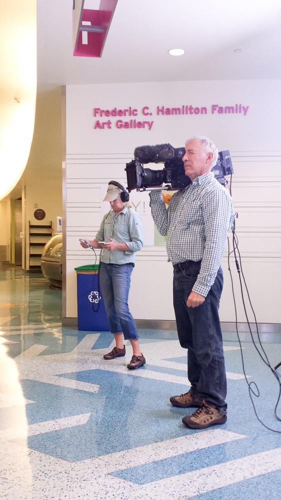 Carol McKinley and Dominic Frederico | Children's Hospital