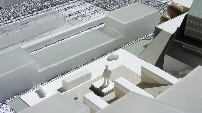 Pontassieve Urban Plan