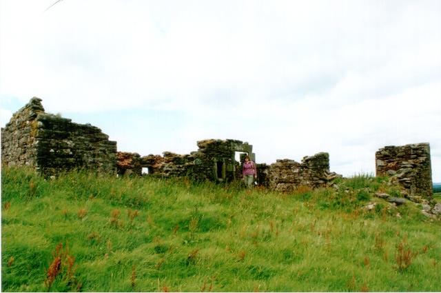 Ruins of Cockplay Farm