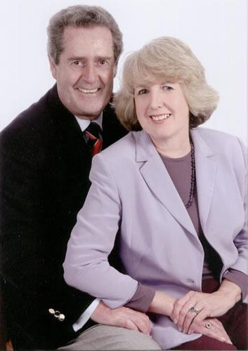 Robert John and Elizabeth Anderson (formerly Clayton)