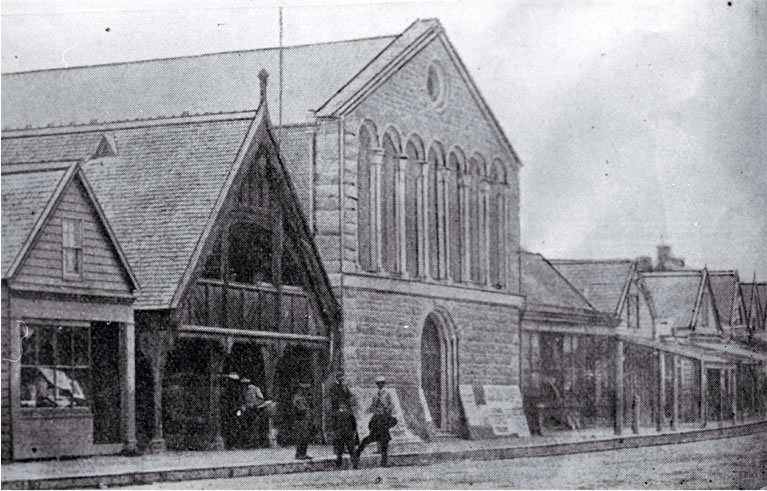 Christchurch Town Halls