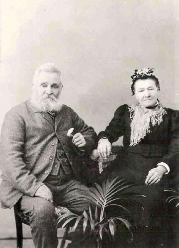 James and Hester Carpenter (formerly Gadd)