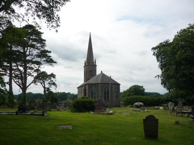 Newtownsaville Church, Tyrone, Northern Ireland
