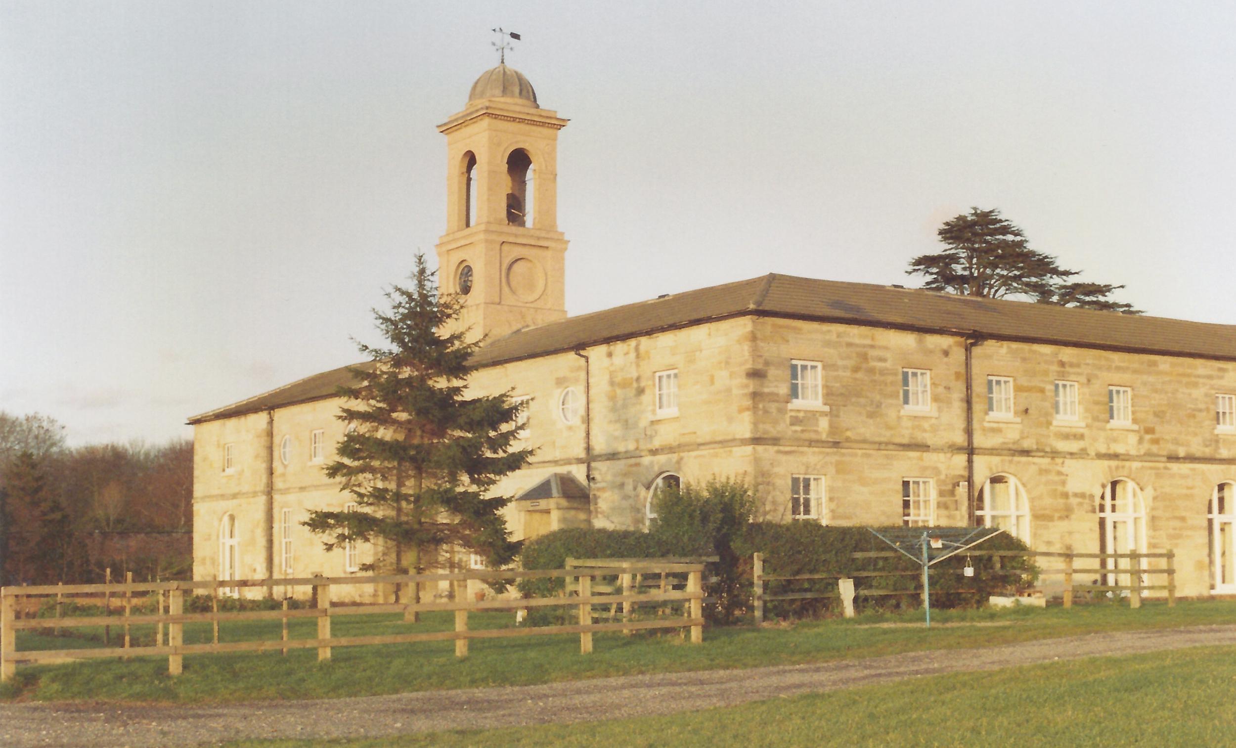 Thirkelby Hall