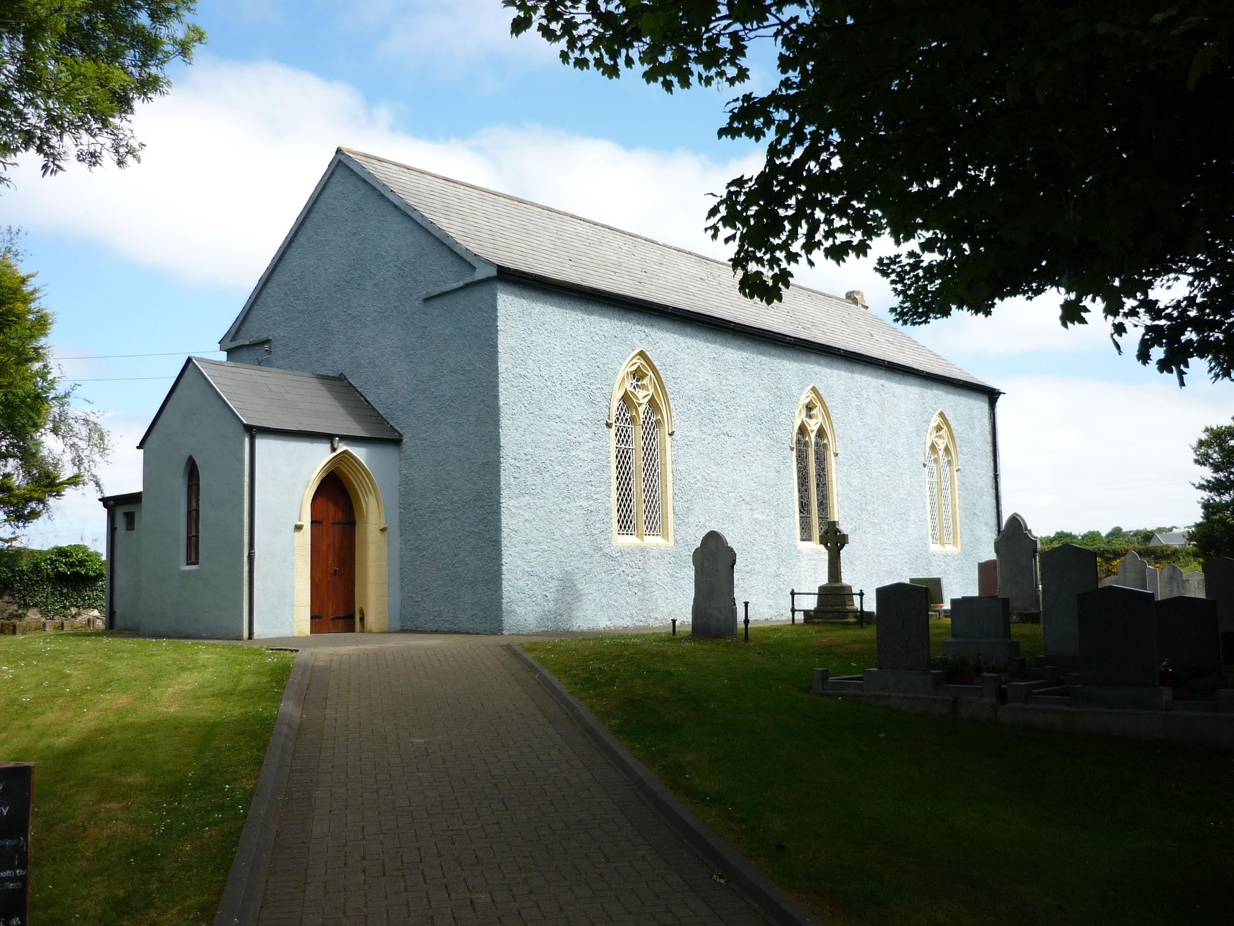 Raymunterdonay Church, Donegal