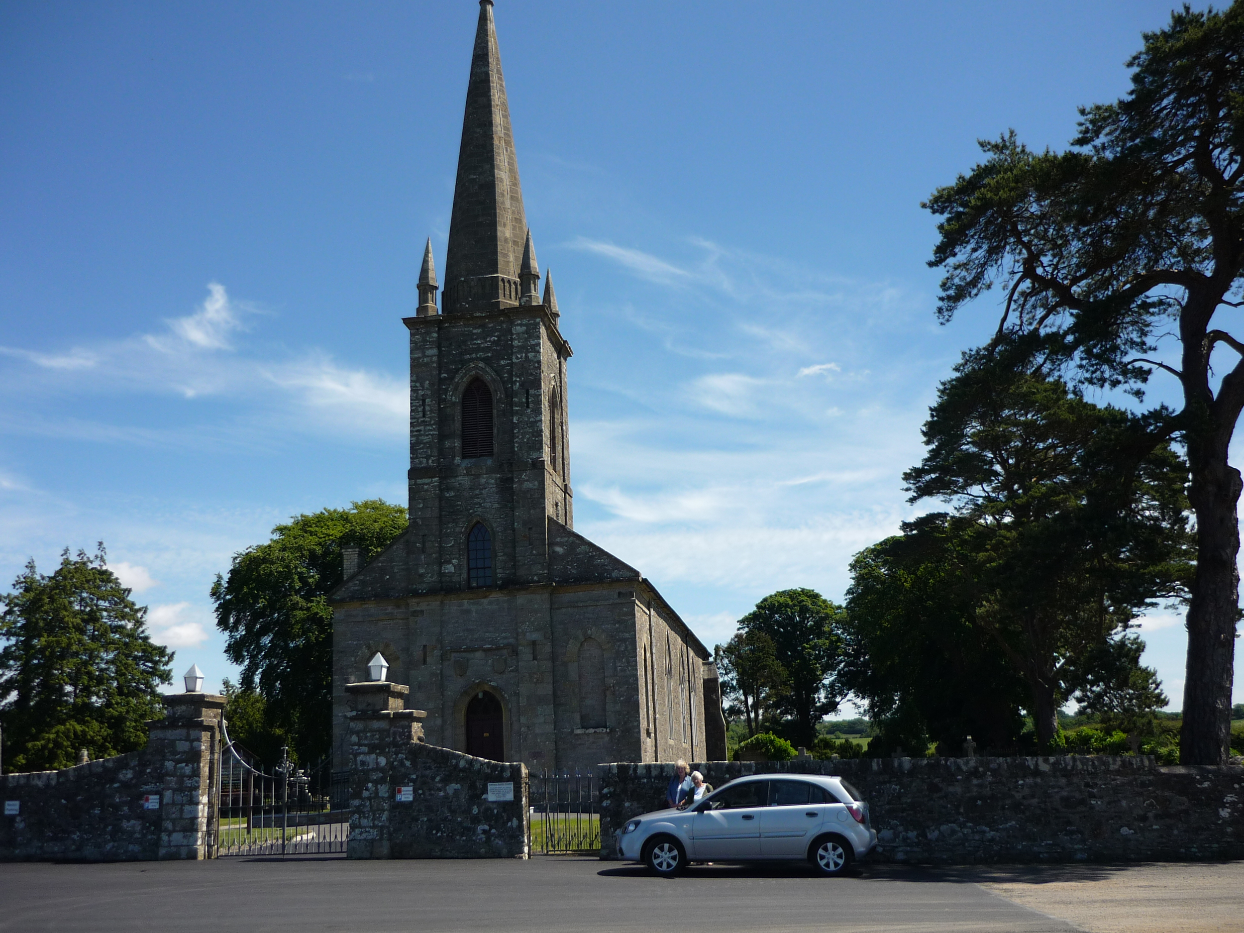 Cappagh Church, Tyrone