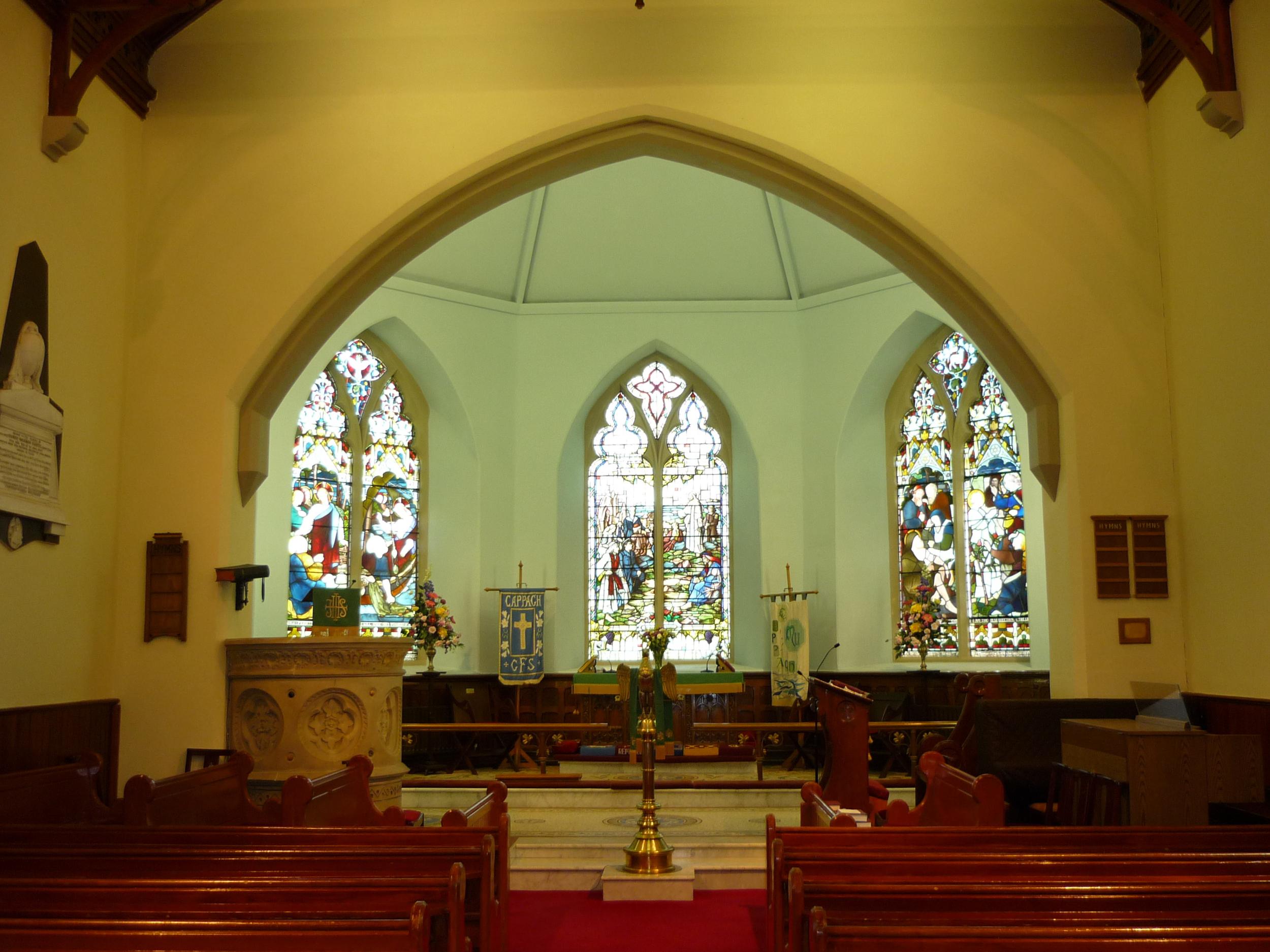 Cappagh Church