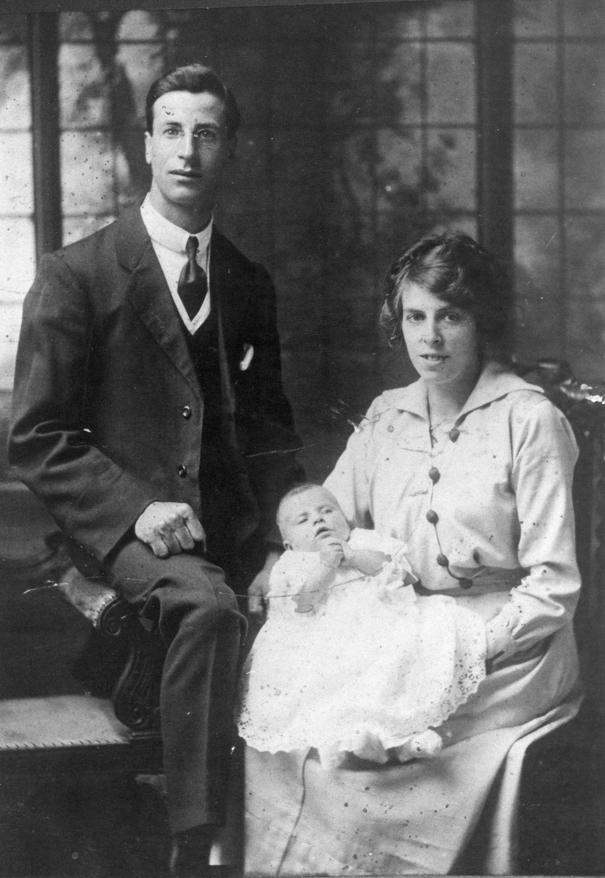 Charles Edward and Laura Anderson