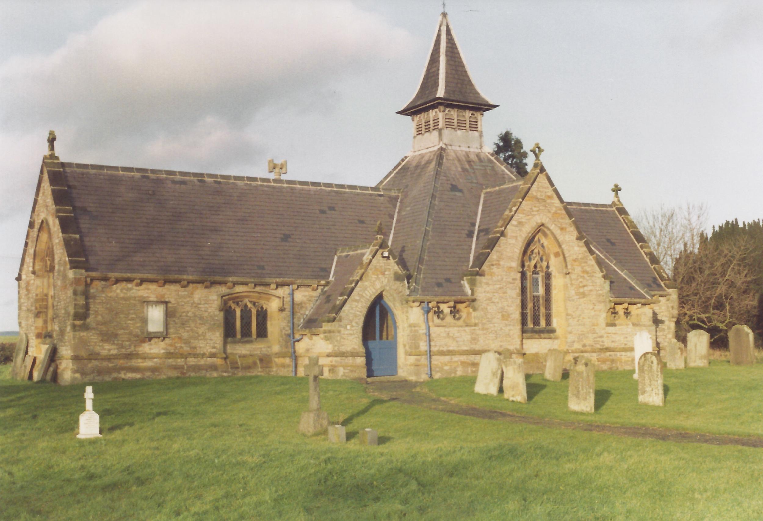 Bagby Parish Church
