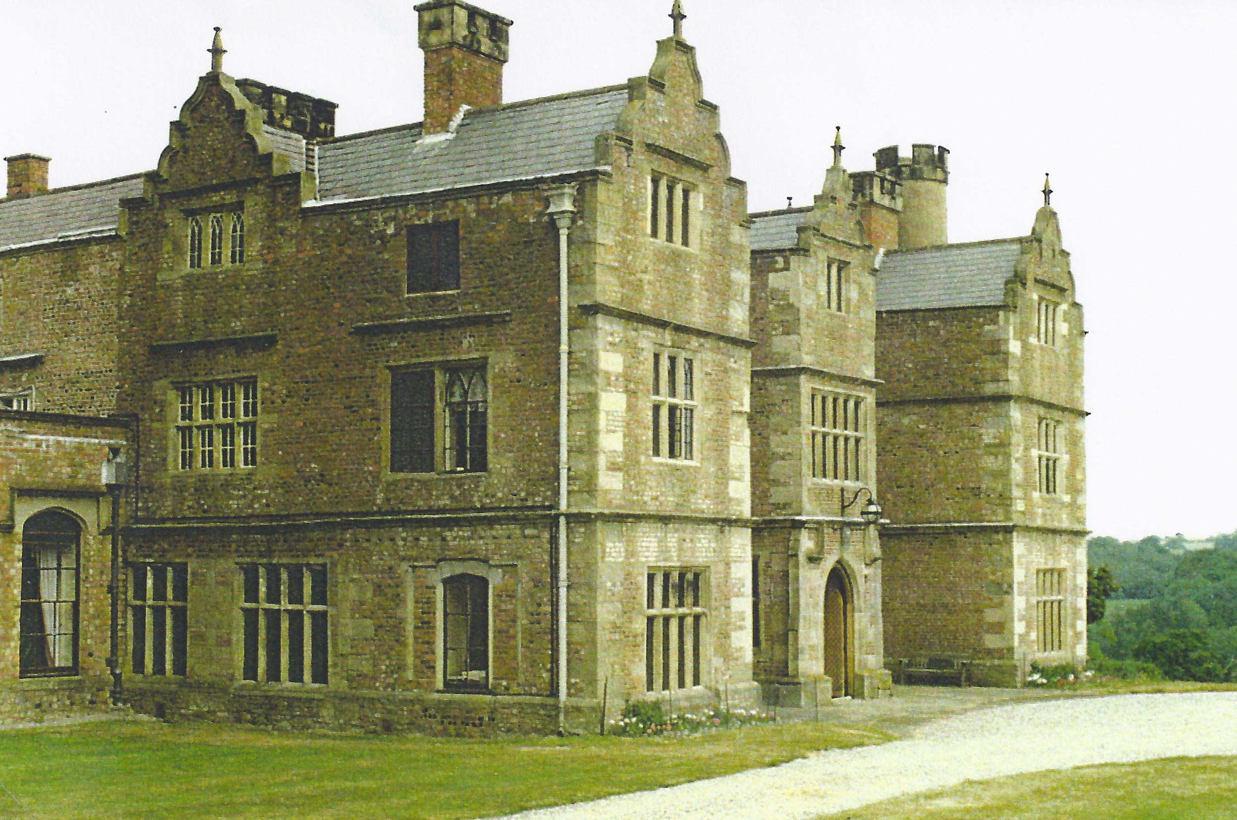 Brynkinalt Hall