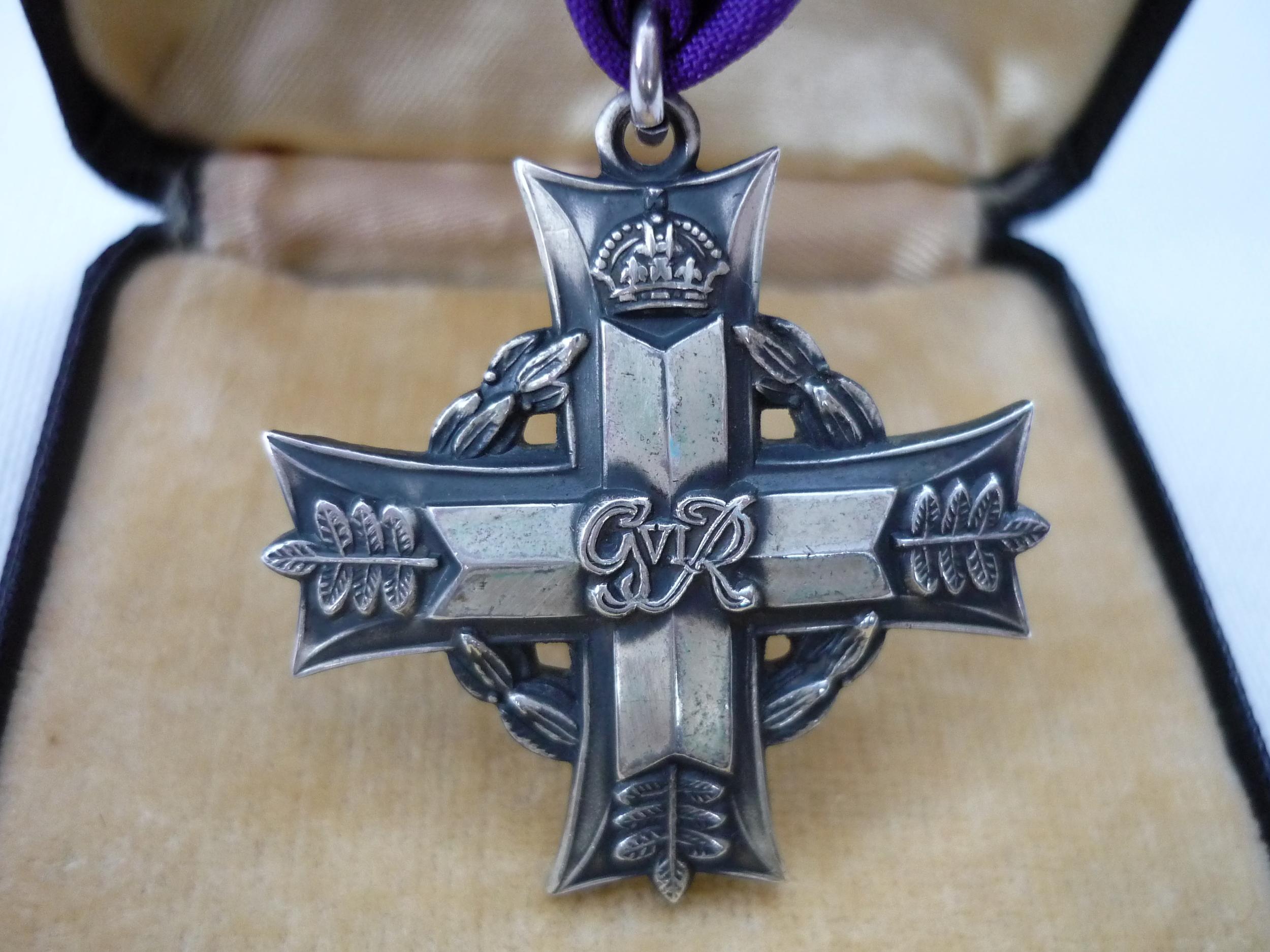 NZ George VI Memorial Cross