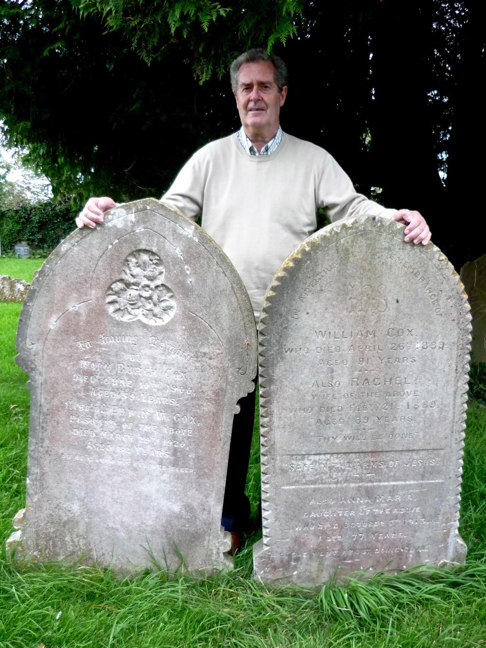 Cox Family Graves