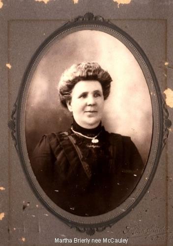 Martha Brierly (formerly McCauley)