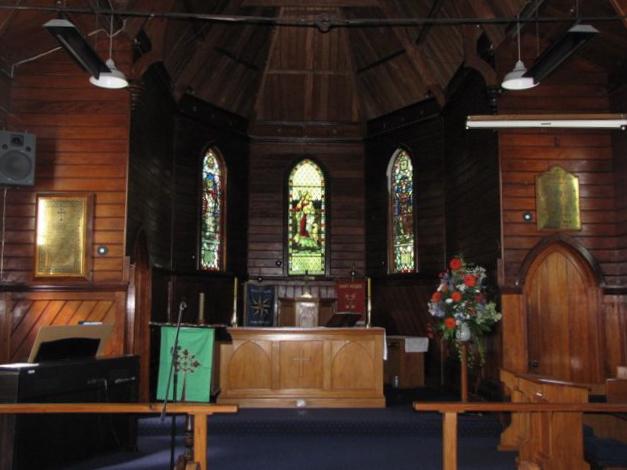 St. Peter's Church Katikati