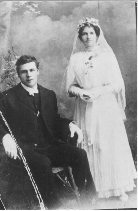 George Thomas and Sarah Ann McCauley (formerly Ford)