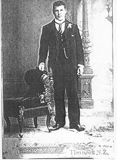 George Thomas McCauley