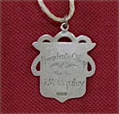 George Thomas McCauley Medal