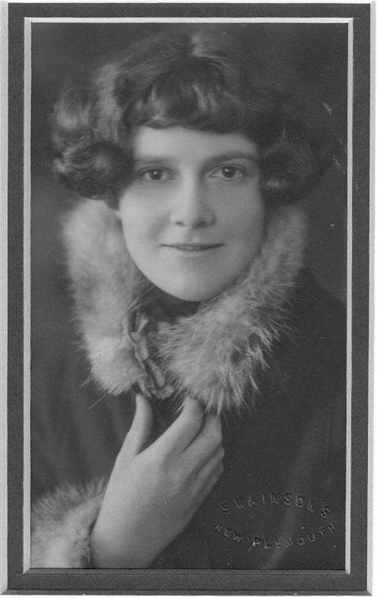 Hazel Emily Anderson (formerly McCauley)