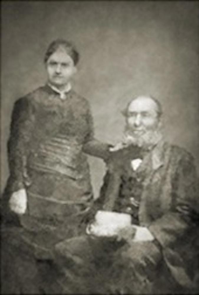 Charles and Eliza Ann Thomas
