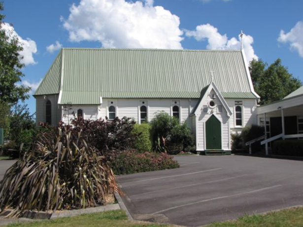 St. Peter's Church Katikati