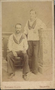 Andrew Thomas and William Henry West