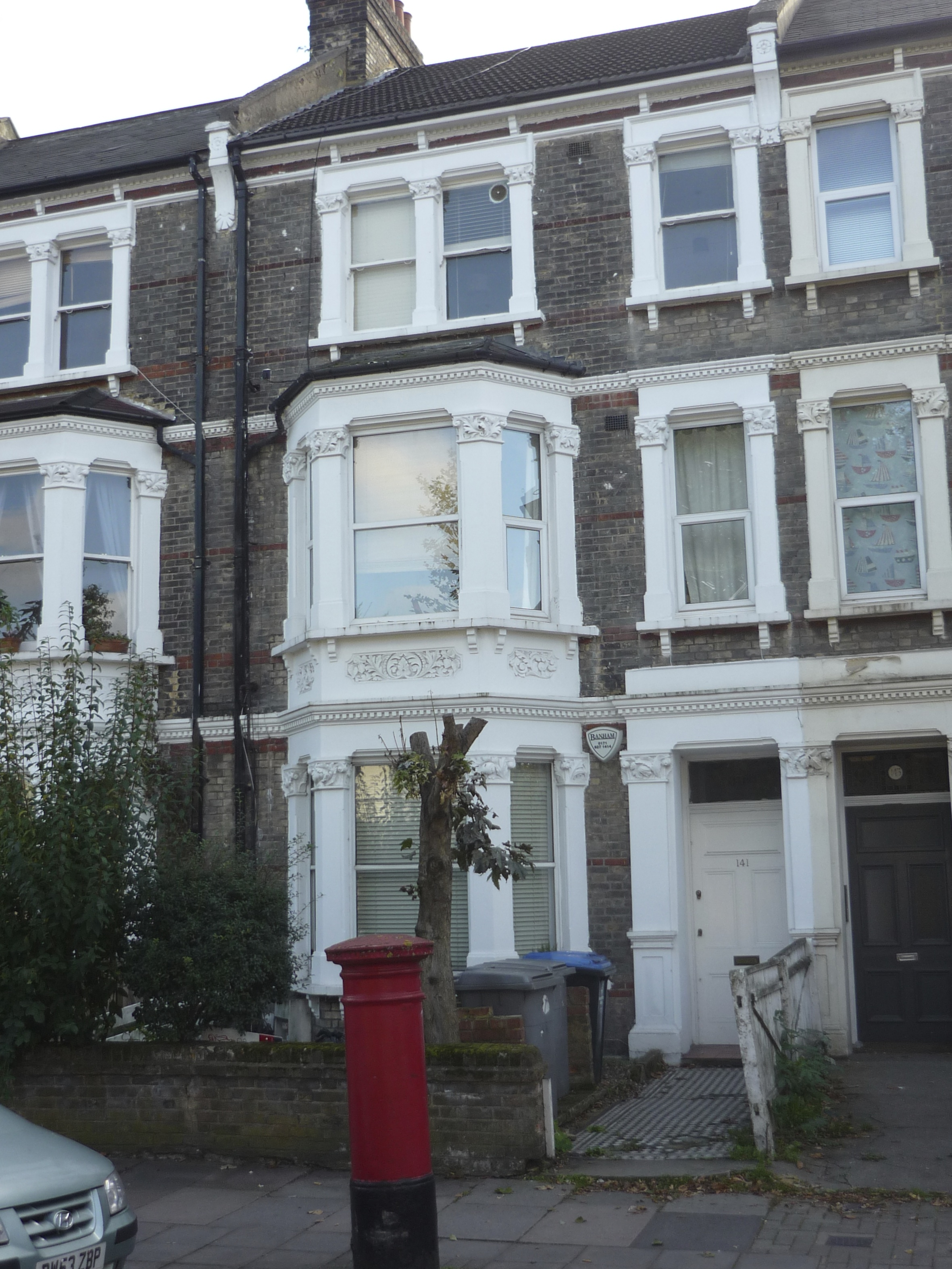 141 Harvist Road, Kilburn, London