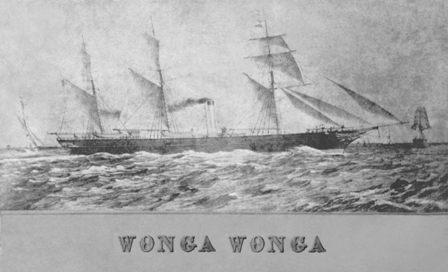 The  Wonga Wonga
