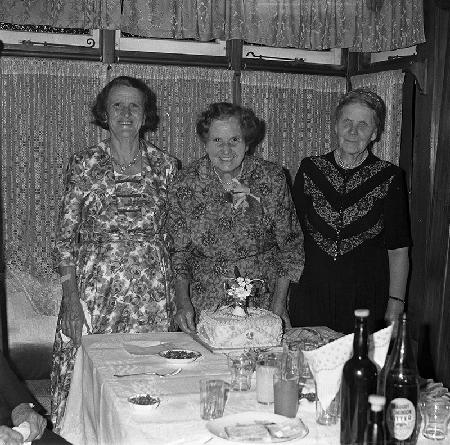 Three McCauley Sisters