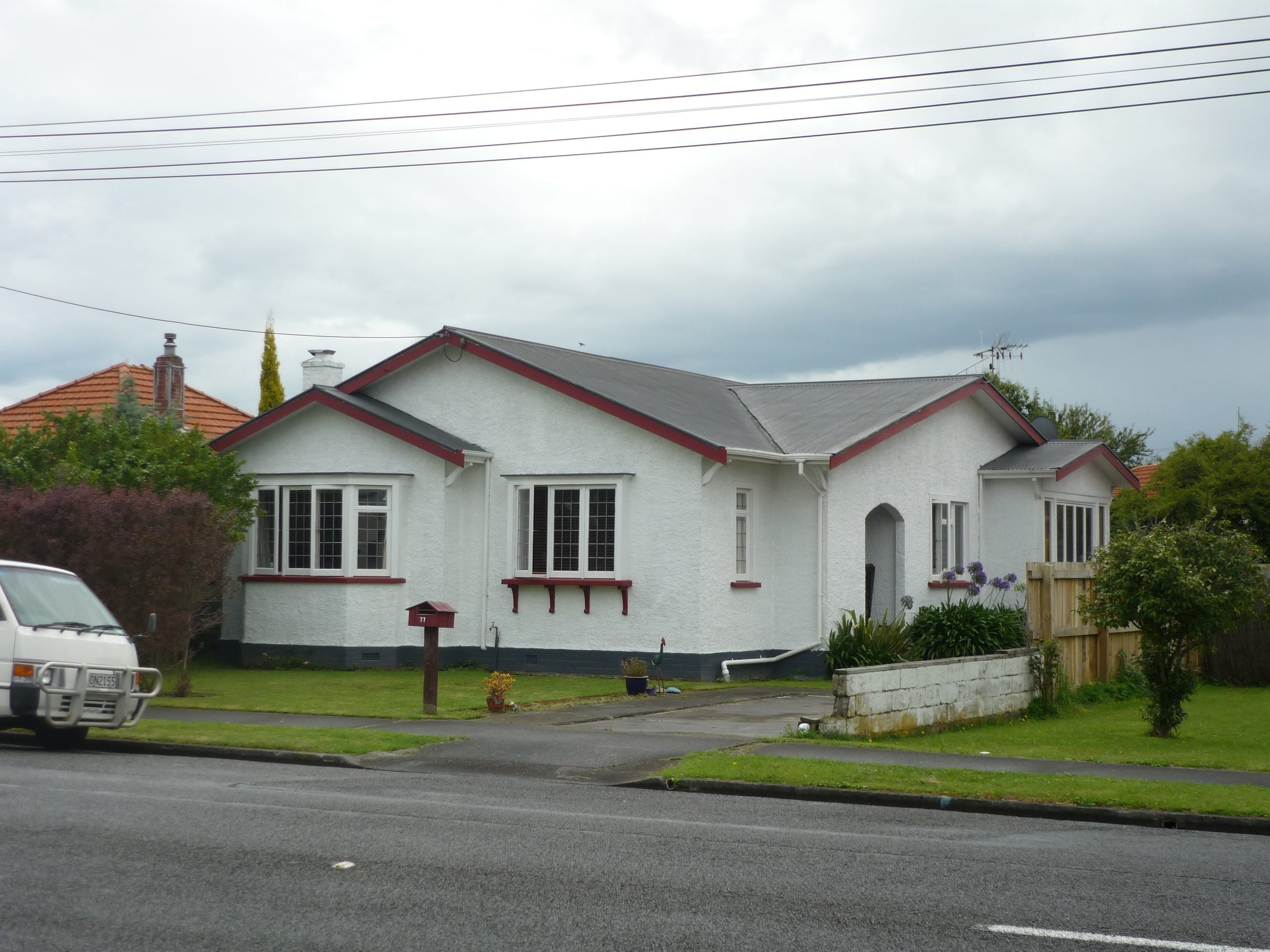 Anderson Family Home, Wanganui East, New Zealand
