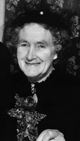 Florence Anderson (nee Britton)