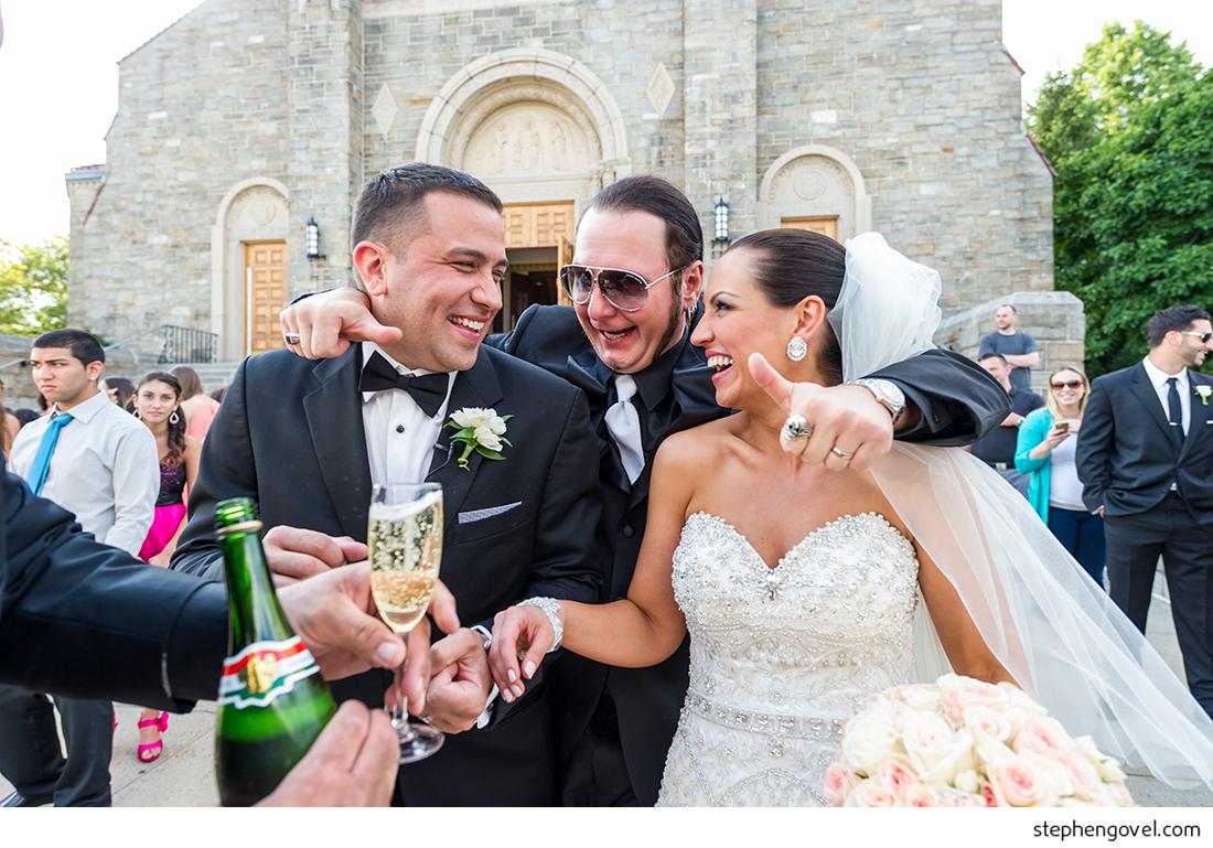 bayonne wedding westmount one and only wedding