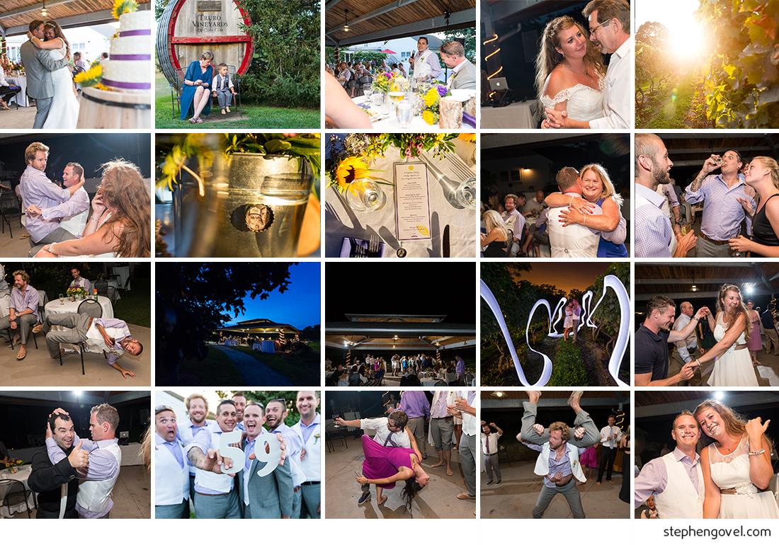 cape cod wedding weekend fun party provincetown truro beach