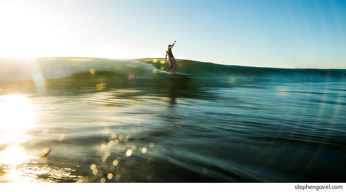 long reef sunrise surf underwater nsw australia