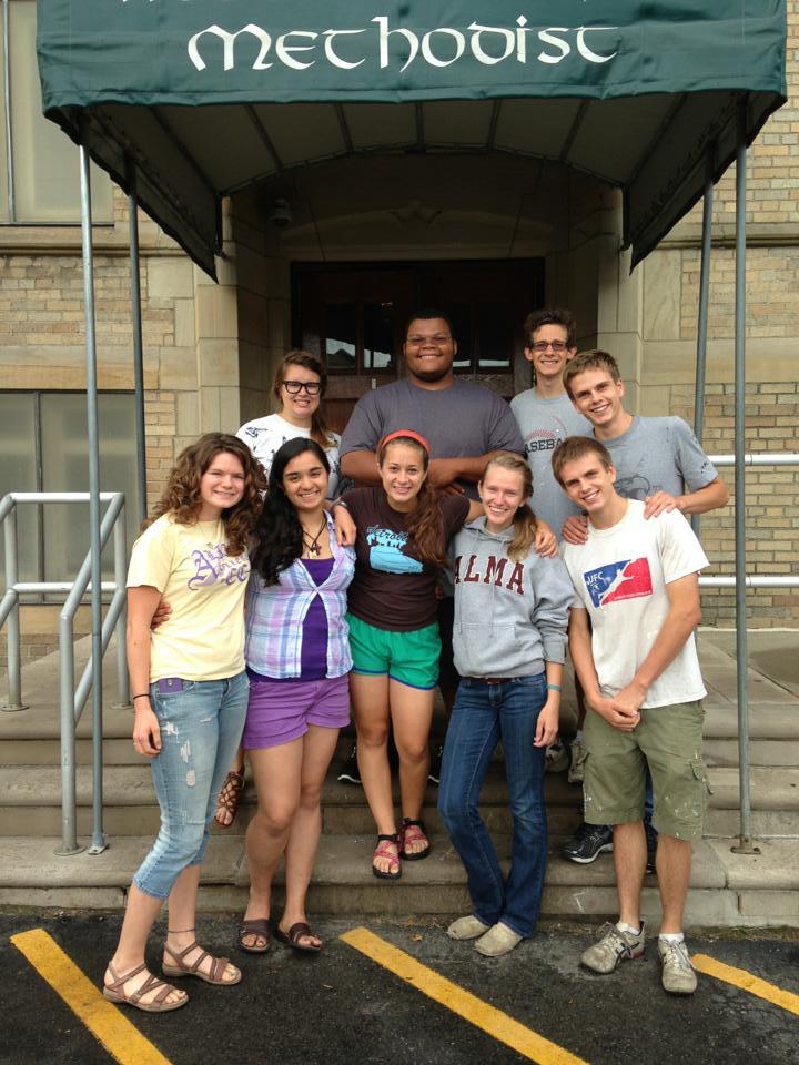 Summer Staff 2013