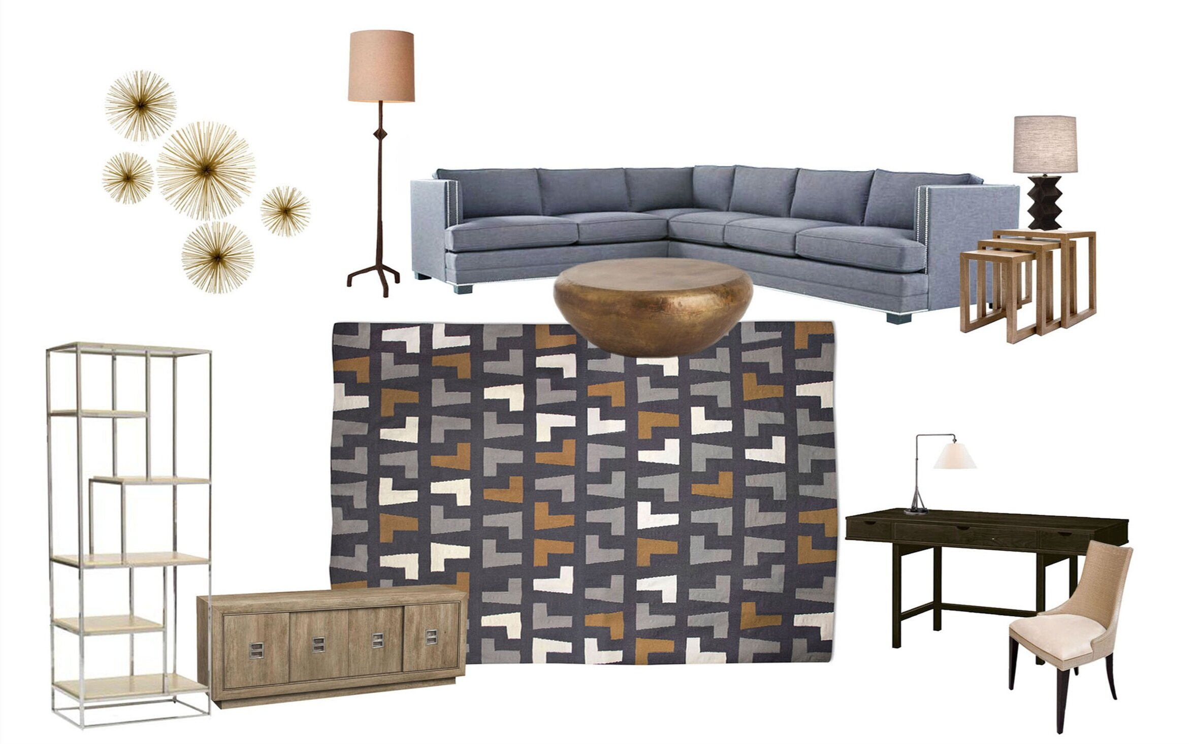 West Beach II | Living Room