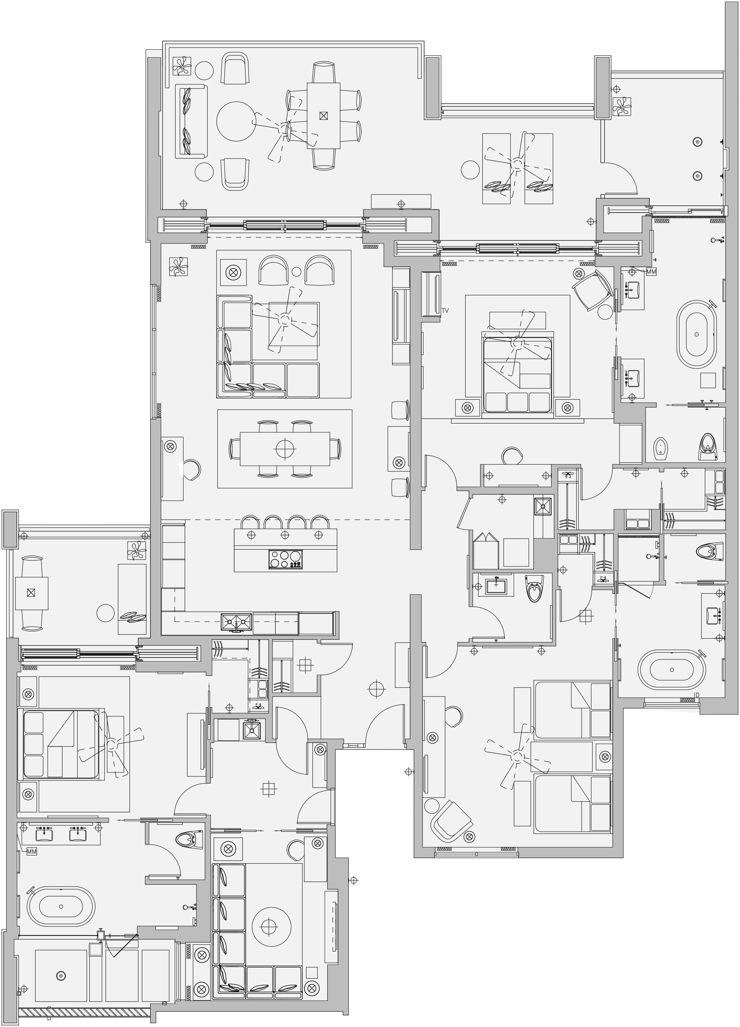 West Beach II Plan A -