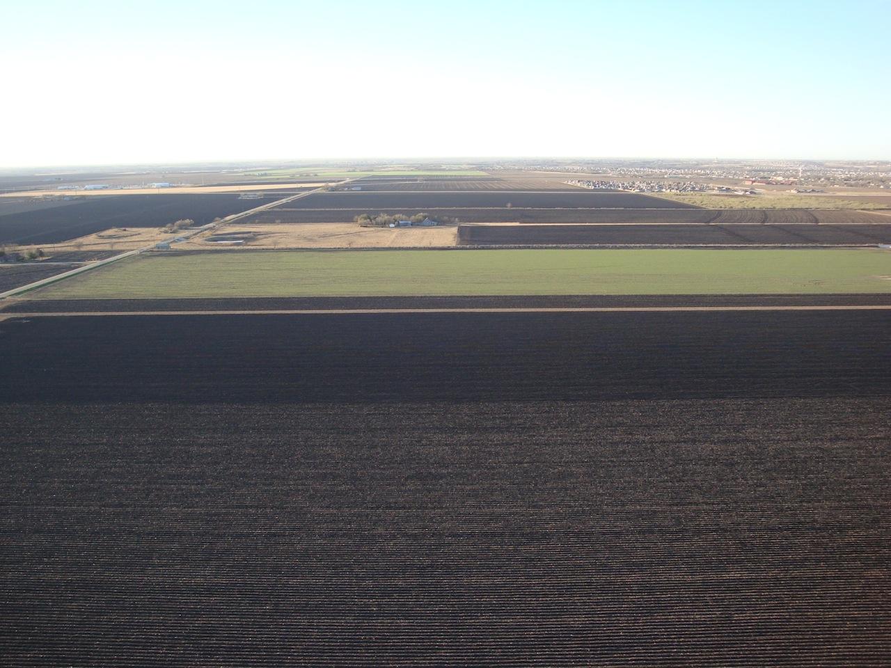 Black-land prairie
