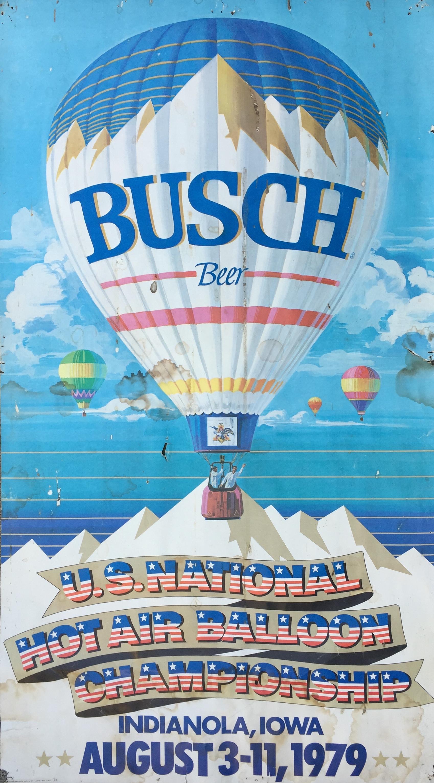 US Balloon Nationals 1979