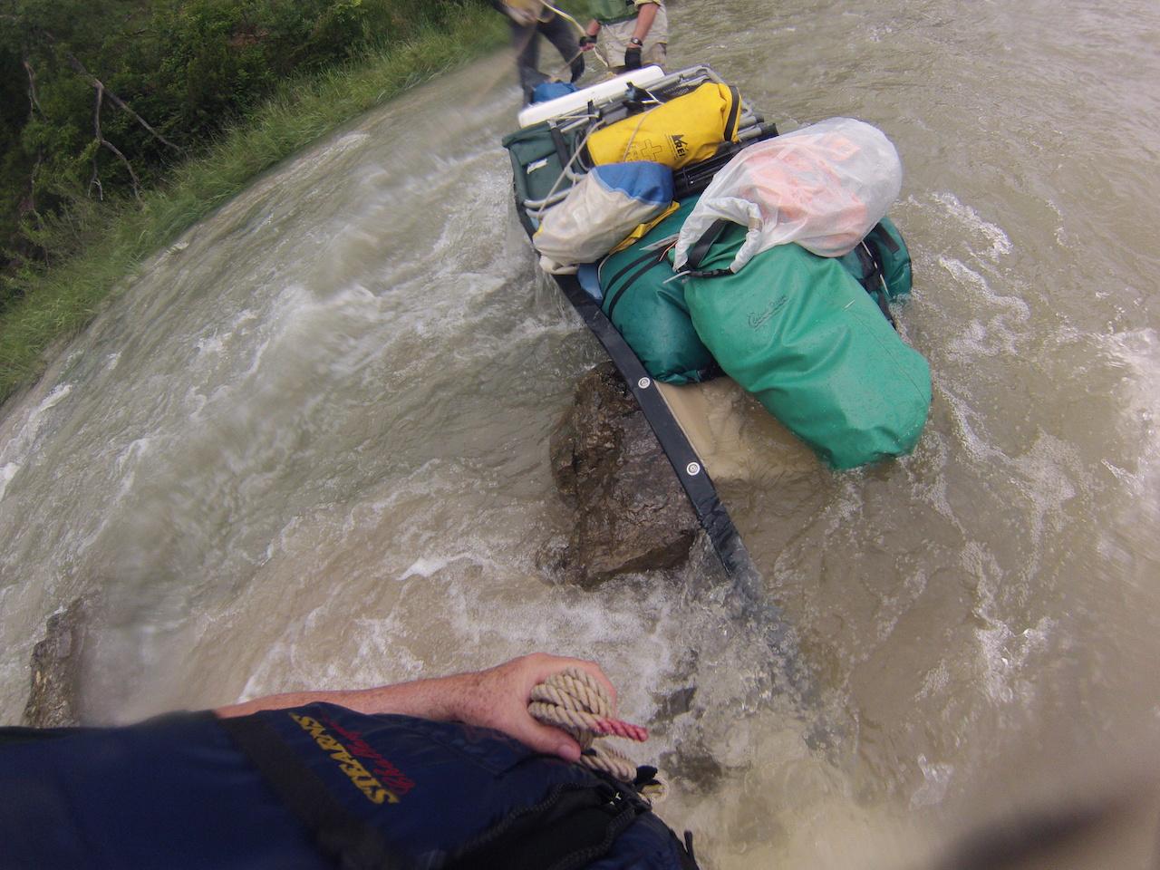 Llano River crash