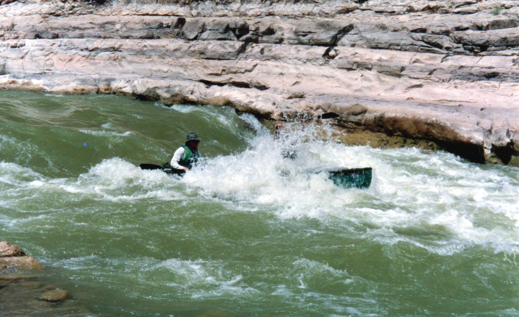 Lower Canyons - Rodeo Rapids