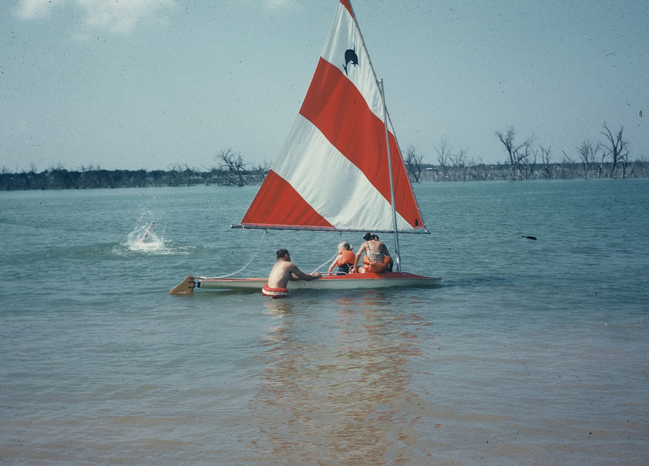 Sailing class Highland Village, Lewisville