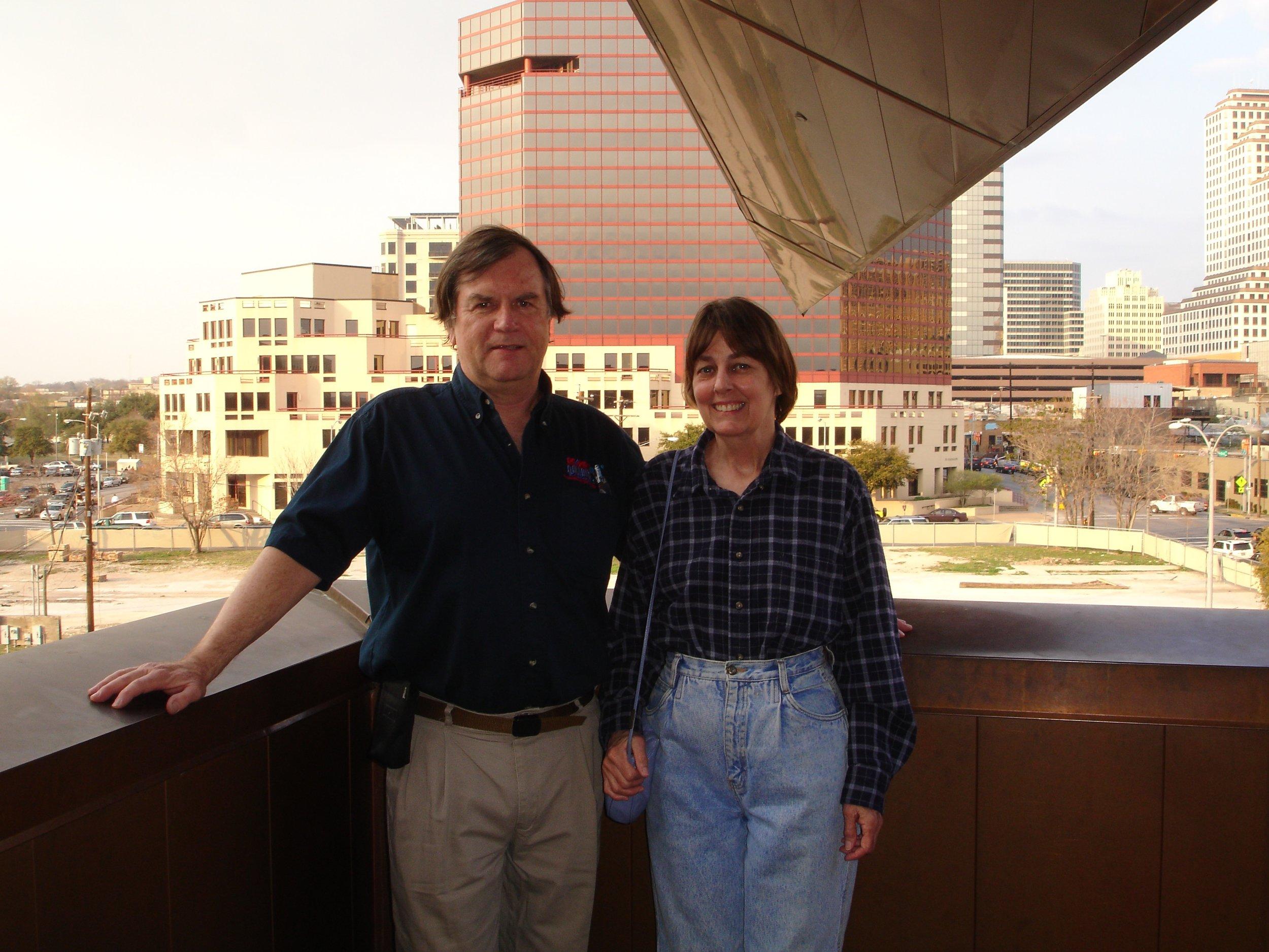 Lloyd & Kari Cates 2006.jpg