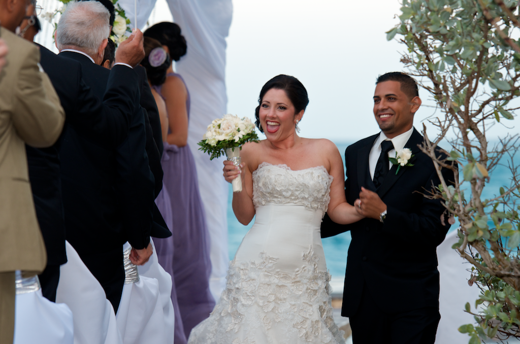 Mr and Mrs Rosario!