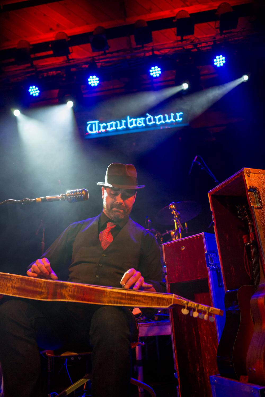 Martin Harley @ Troubadour