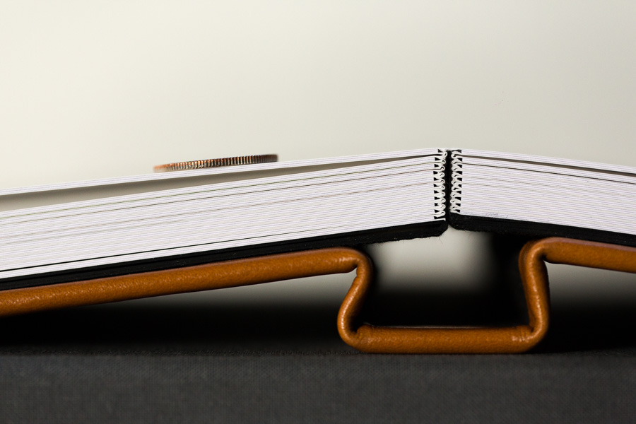 thick pages