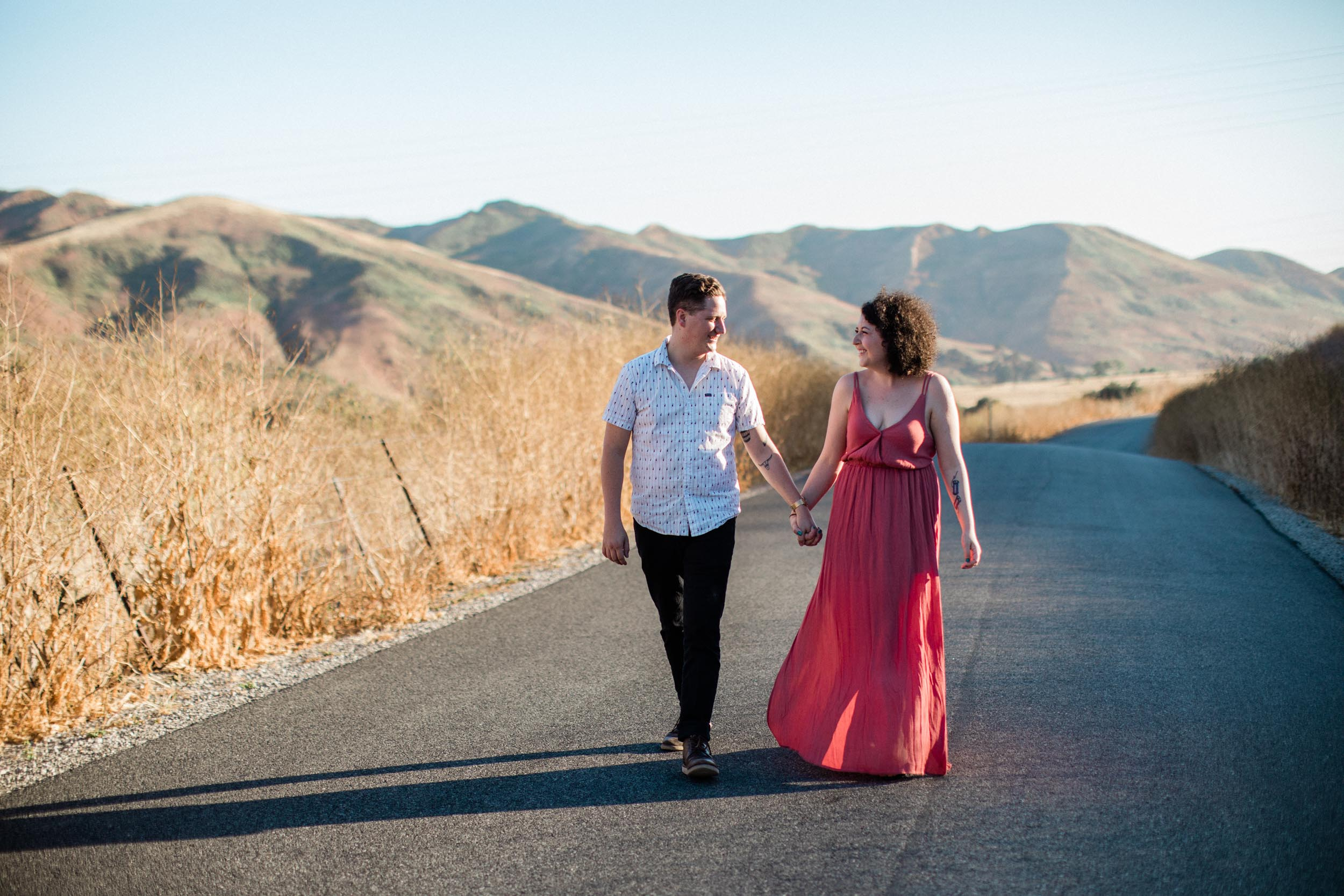 Ventura Hills Engagement Session