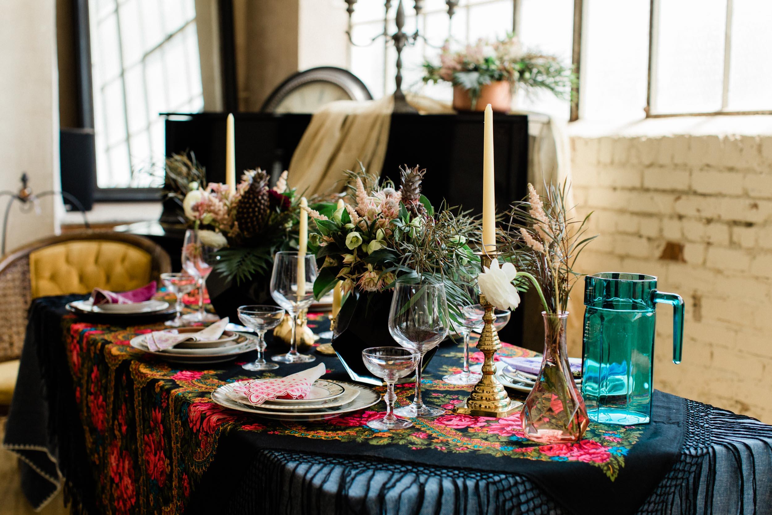 BKM-Photography-Dark-Gothic-Madeline-Garden-Bistro-Pasadena-Wedding-Photographer-Janelle-Loiselle-0012.jpg