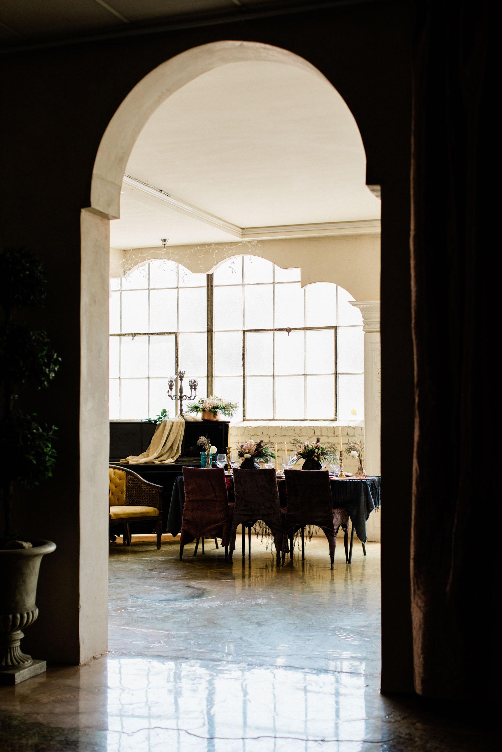 BKM-Photography-Dark-Gothic-Madeline-Garden-Bistro-Pasadena-Wedding-Photographer-Janelle-Loiselle-0030.jpg